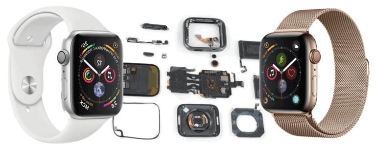 apple watch 4 scherm herstellen