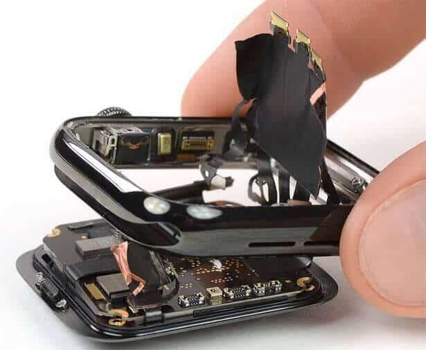 Apple Watch 5 scherm reparatie