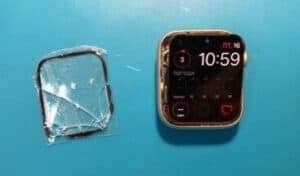 apple watch 4 display