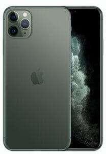 iPhone 11 pro max scherm herstellen