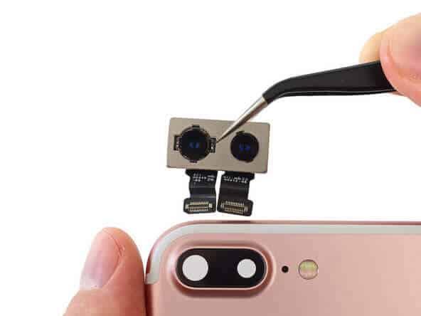 iPhone 7 plus cam