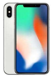 iPhone x scherm herstellen