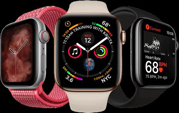 Apple watch 5 scherm herstellen