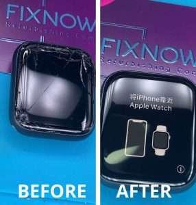 Apple Watch 6 scherm herstellen